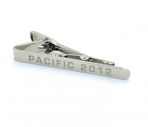 Pacific 2012 Tie Bar