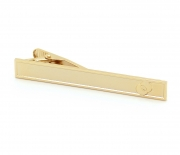 Fleet Partners Gold Tie Bar
